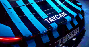 New Pictures of Porsche Taycan Released