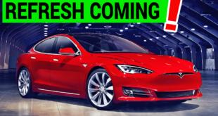 Tesla Model S Refresh Details Leaked