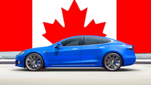Canada's New Electric Car Incentives Snub Tesla