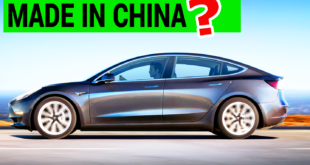 Chinese Made Tesla Model 3: Close to Production?