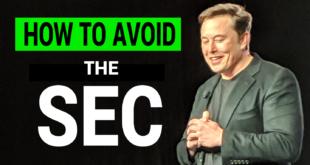 Elon Musk vs SEC