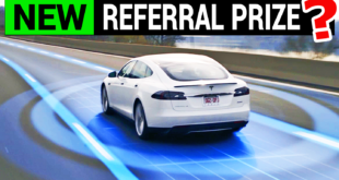 Why Tesla's FSD Upgrade is Perfect as a Referral Program Prize