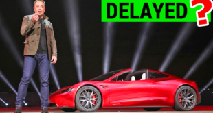 Elon Musk Adds Uncertainly to Tesla Roadster Debut