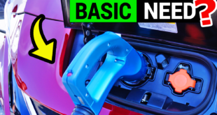 "California Might Deem EV Charging as ""Basic Need"""