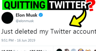 Elon Musk Says He Will Finally Quit Twitter... But Will He?