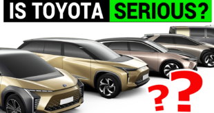 Is Toyota Too Late to the Electric Car Revolution?