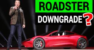 Elon Musk Downgrades Tesla Roadster's 1.9 Sec Acceleration Spec