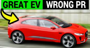 Jaguar I-Pace vs. Tesla Model X: Unfair Comparison?