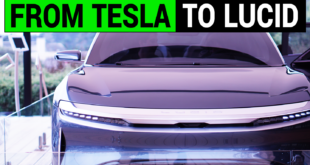 Tesla Loses Another Key Player to Rival Lucid