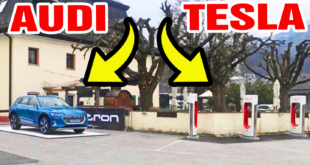 Audi Trolls Tesla: Genius or Desperate?