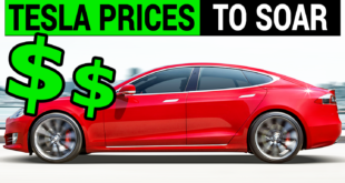 Tesla Prices to Skyrocket Once Self-Driving Tech is Ready