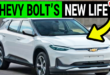 Chevy to Update the Bolt EV into a Crossover SUV