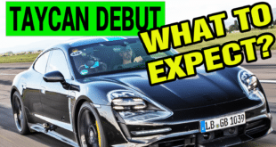 Porsche Taycan Unveiling: What to Expect?