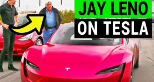 Why Jay Leno's Tesla Remark is so Crucial