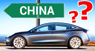 "Elon Musk to Surprise-Unveil the First ""Made in China"" Model 3"