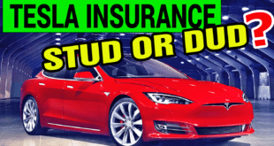 The New Tesla Insurance Already Controversial
