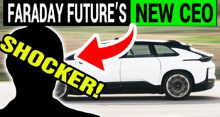 Faraday Future Shocks EV World with its New CEO