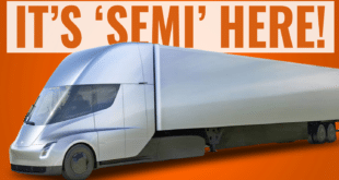 What's the Holdup with Tesla's Semi Truck?