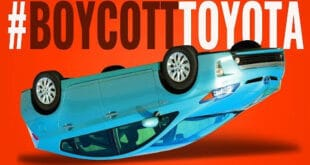 Toyota Siding with Trump Backlash Grows into #BoycottToyota