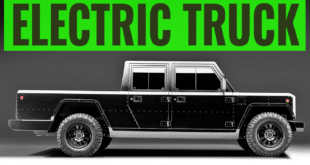 Meet the Rivian & Cybertruck Alternative: Bollinger B2 Electric Truck